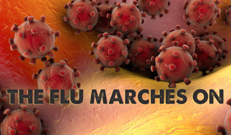 The Flu Marches On