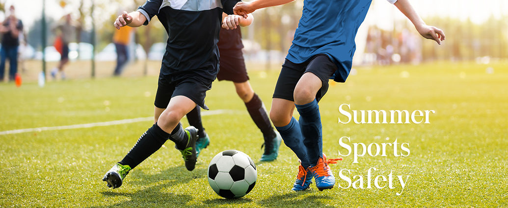 Summer Sports Safety