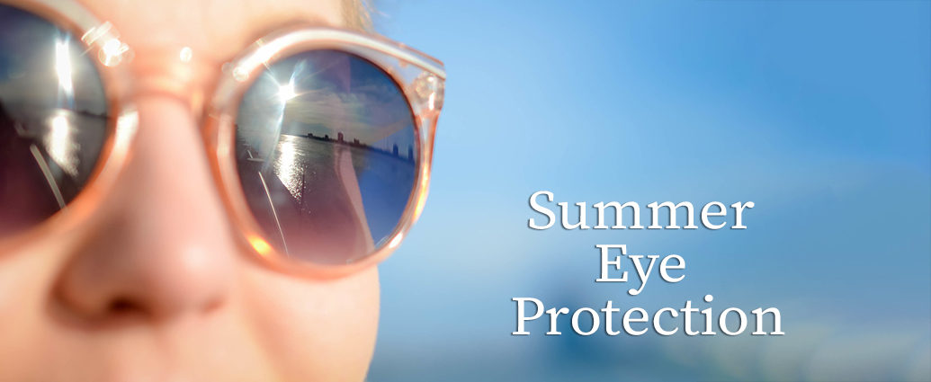 Sunglasses for Summer Eye Protection