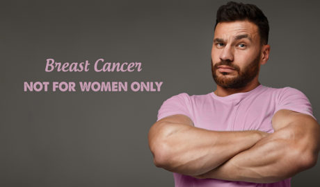 Breast Cancer men too