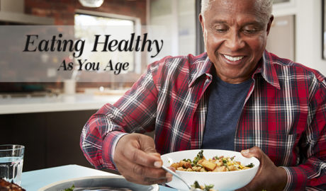 Healthy Eating as you age